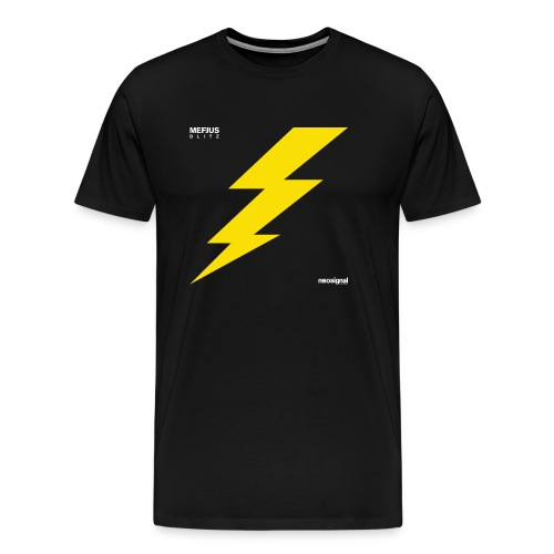Blitz fuer Shirtdruck - Men's Premium T-Shirt