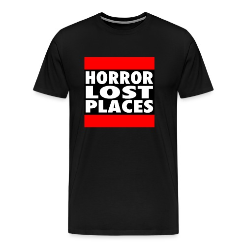 Horror Lost Places - Männer Premium T-Shirt