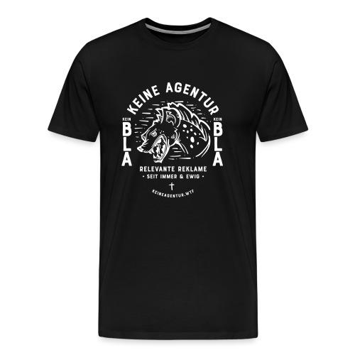 Hyäne kA - Männer Premium T-Shirt
