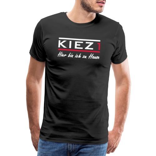KIEZ 1 - Männer Premium T-Shirt