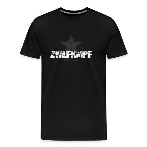 ZWLFKMPF Skate 600 - Männer Premium T-Shirt