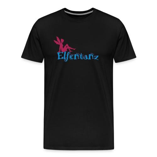 Elfentanz Logo svg - Männer Premium T-Shirt
