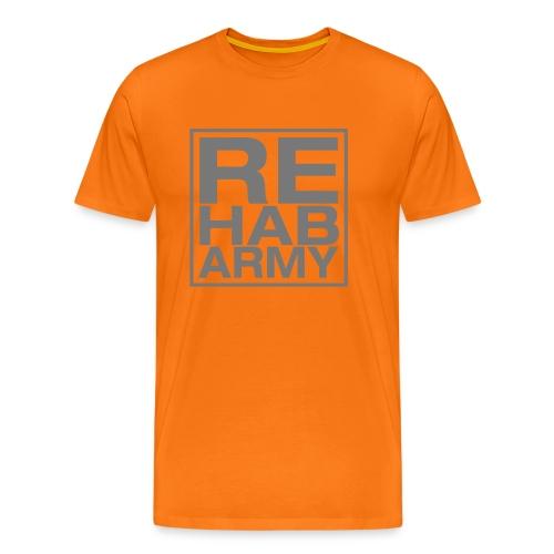 rehab-army - Männer Premium T-Shirt