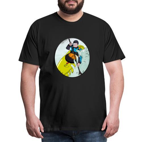WW.png - Männer Premium T-Shirt