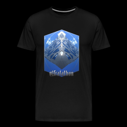 Savage Skies VIII - Miesten premium t-paita