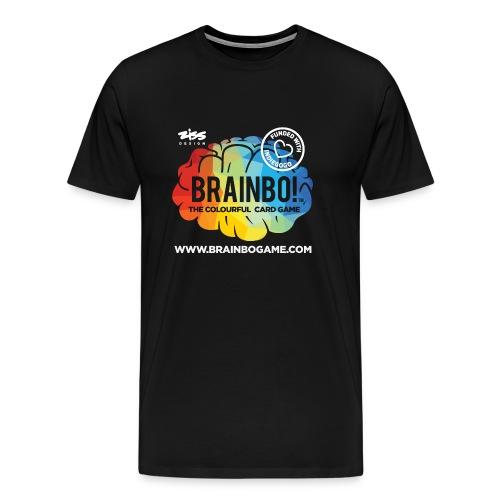 BRAINBO - Men's Premium T-Shirt