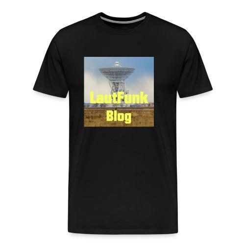 LautFunk-Blog - Männer Premium T-Shirt