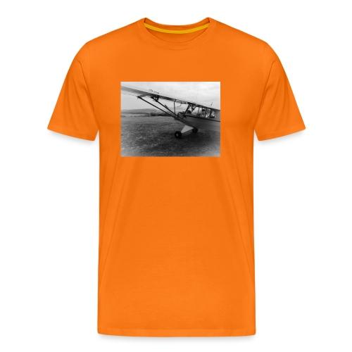 Piper PA18 - Men's Premium T-Shirt