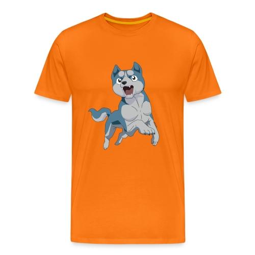 ginga weed - Men's Premium T-Shirt