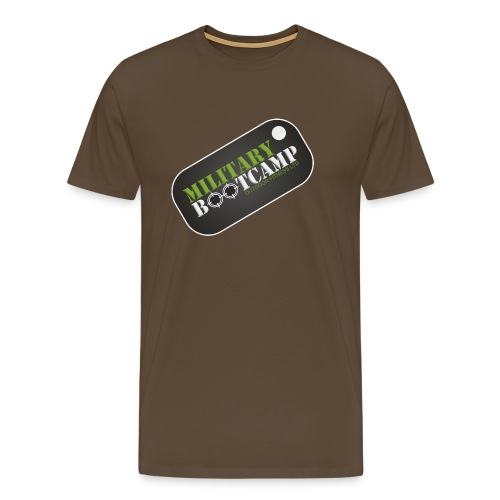 military bootcamp - Men's Premium T-Shirt