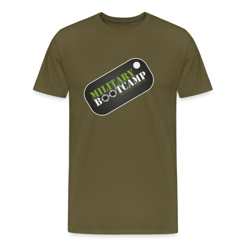 military bootcamp - Organic Baseball Cap