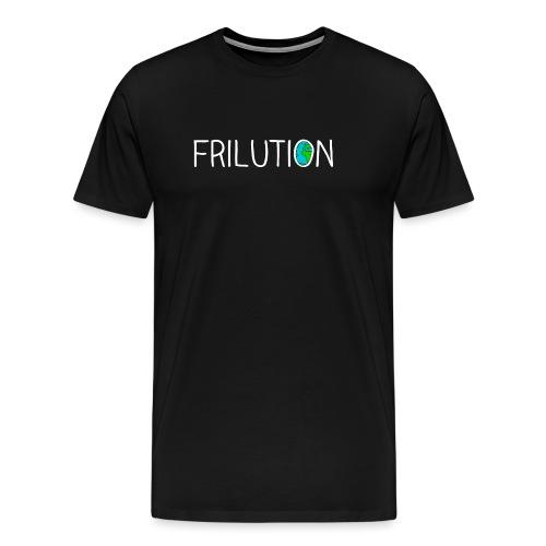 frilution world white - Maglietta Premium da uomo
