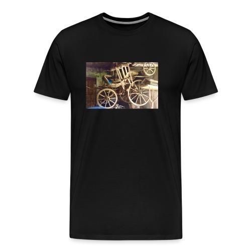Kutschfahrt - Männer Premium T-Shirt