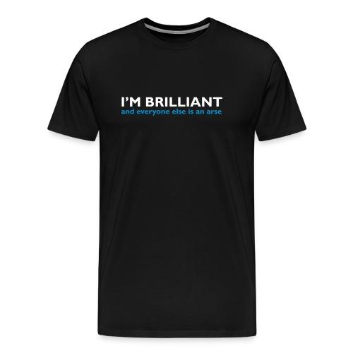 imbrilliant - Men's Premium T-Shirt