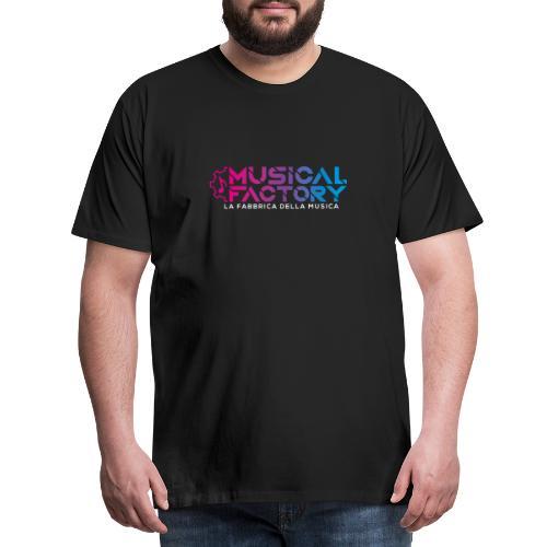 Musical Factory Sign - Maglietta Premium da uomo