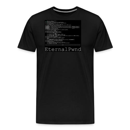 EternalBlue - Mannen Premium T-shirt