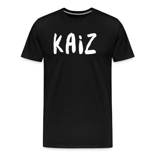 KAIZ LOGO 1 - Maglietta Premium da uomo