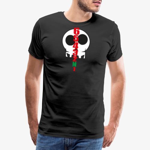 6-5-4-3-2-N-1... Biker's BeeShirts - Männer Premium T-Shirt