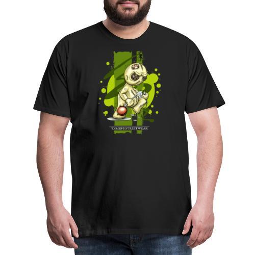 I quit - Männer Premium T-Shirt