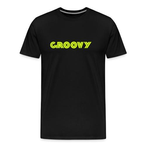 jazzclubschrift - Männer Premium T-Shirt