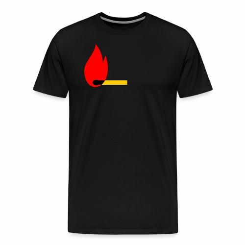firewood - Männer Premium T-Shirt