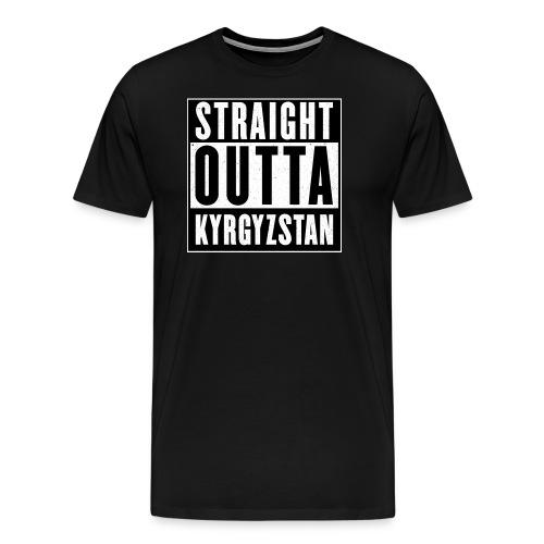Test II Kopie png - Männer Premium T-Shirt