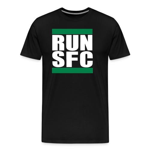 run sfc 2 png - Männer Premium T-Shirt