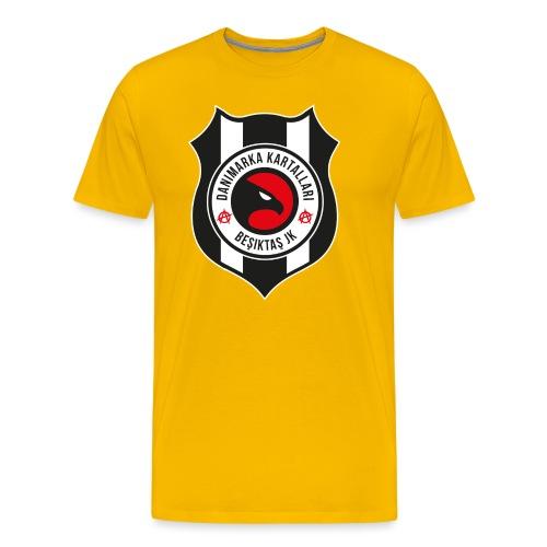 bestik2 - Herre premium T-shirt