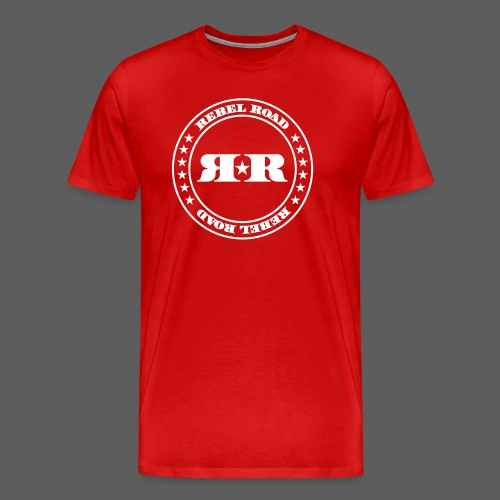 RR White Circle - Men's Premium T-Shirt