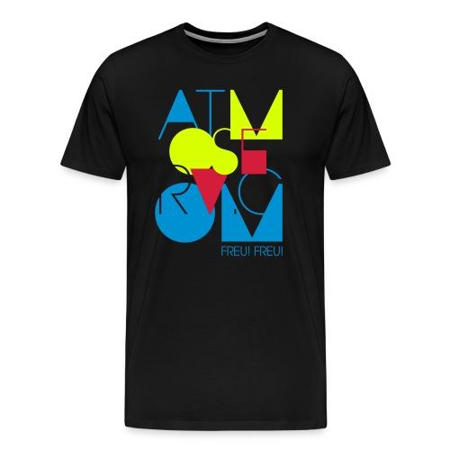 ATMO neon - Männer Premium T-Shirt