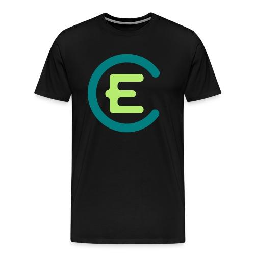 EC Regenschirm - Männer Premium T-Shirt