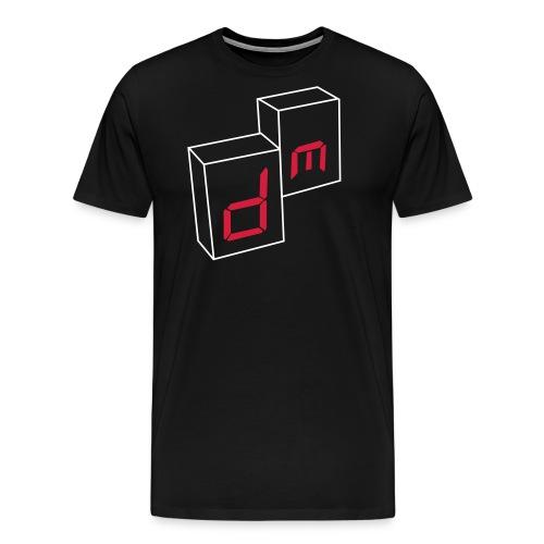 DM singles - T-shirt Premium Homme