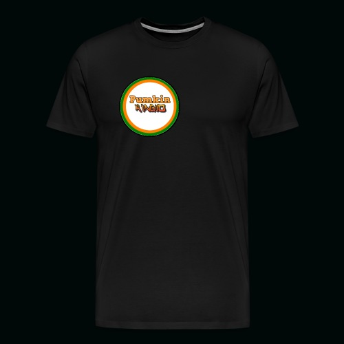 Orange Pumkinkingyo shirt - Men's Premium T-Shirt