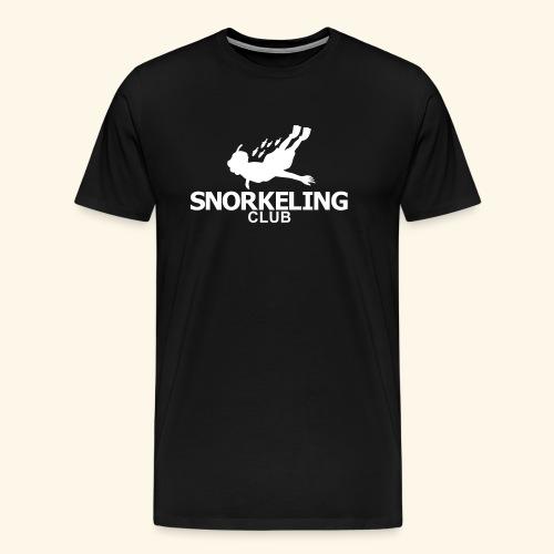 Schnorcheln - Männer Premium T-Shirt
