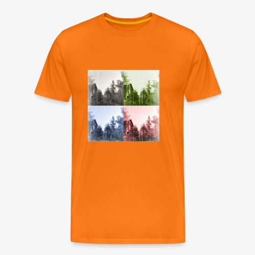 Torppa - Miesten premium t-paita