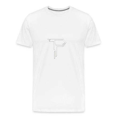 Paris Logo 2017 - Men's Premium T-Shirt