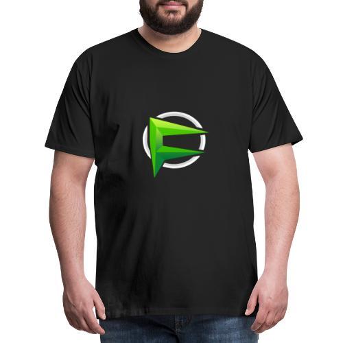 fylo 6 logo - Men's Premium T-Shirt