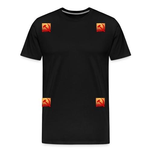 Sir blyatalot logo - Men's Premium T-Shirt