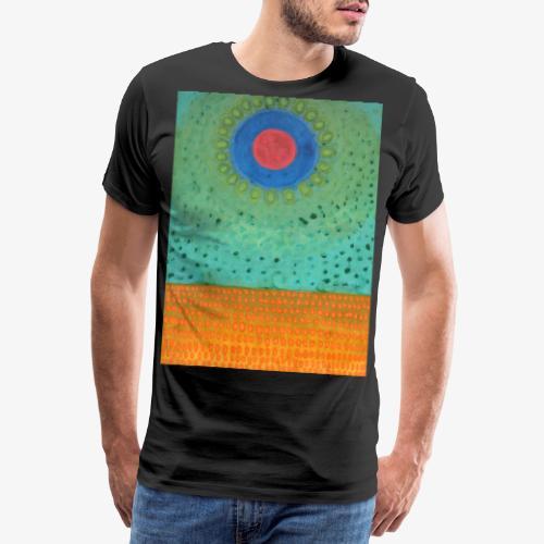 Noc Nad Pustynią - Koszulka męska Premium