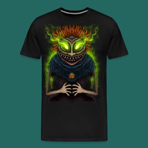 Rövare - Premium-T-shirt herr