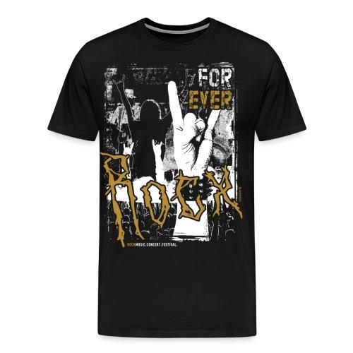 ROCX | FOREVER - Männer Premium T-Shirt