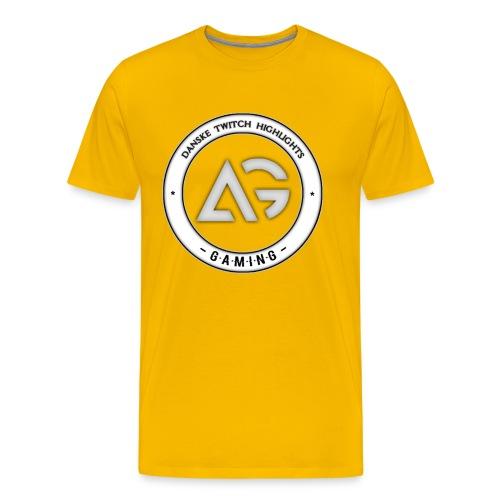 Amdi - Herre premium T-shirt