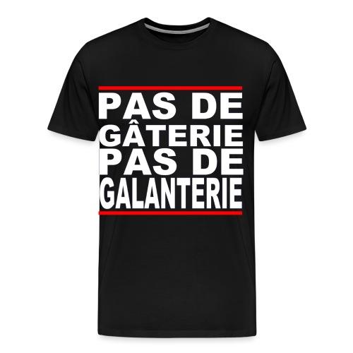 PAS DE GATERIE PAS DE GAL - T-shirt Premium Homme
