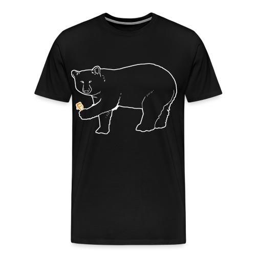 bär - Men's Premium T-Shirt