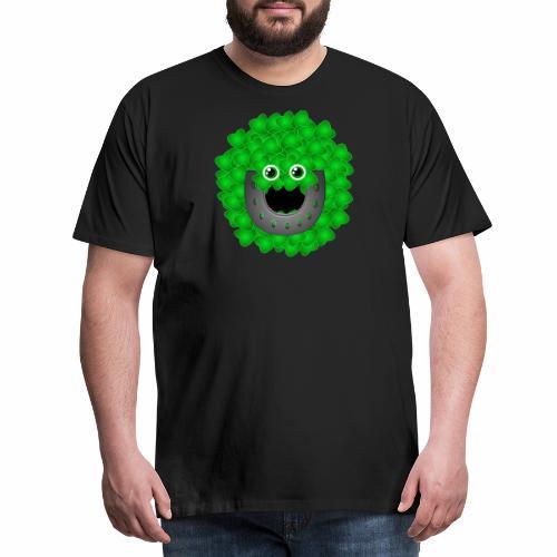 luckyface - Männer Premium T-Shirt