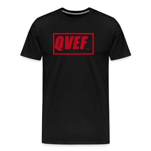 QVEF Rojo - Camiseta premium hombre