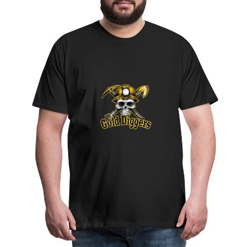 Gold Diggers - T-shirt Premium Homme