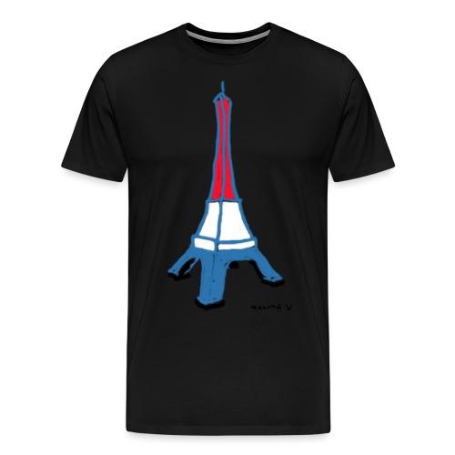 Paris Tour Eiffel - T-shirt Premium Homme