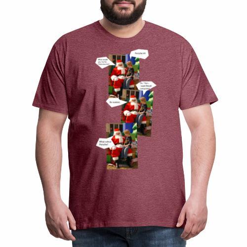 Brexit jokes - Men's Premium T-Shirt