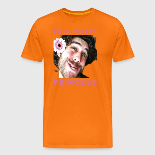 I m a pretty princess - Men's Premium T-Shirt